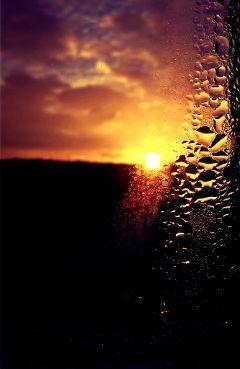 lights water rain sun photography