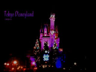 tokyo disneyland travel photography colorful
