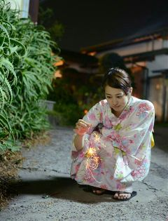 japan cute love kimono asian