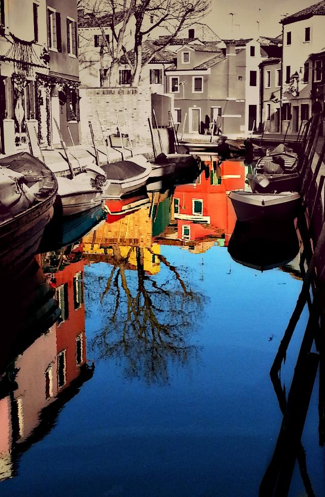 color splash photo effect
