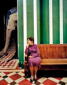 surreal photographer Frank Herfort