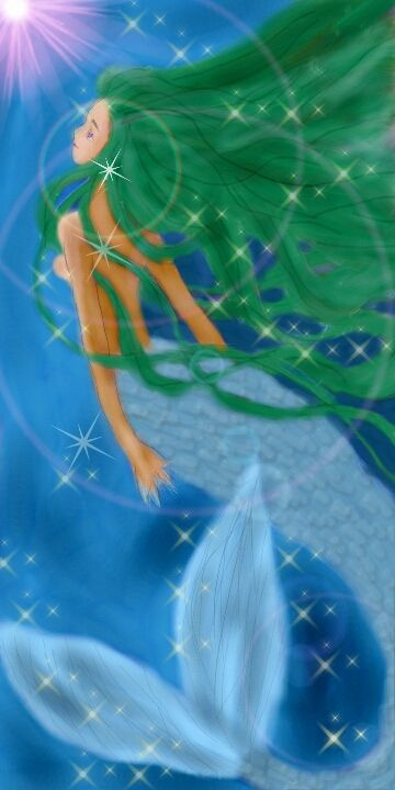 mermaid drawing contest winners
