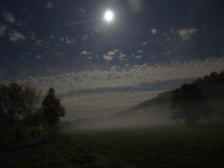 photography night nature moon dream