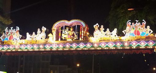 singapore beauty traditional indian festival