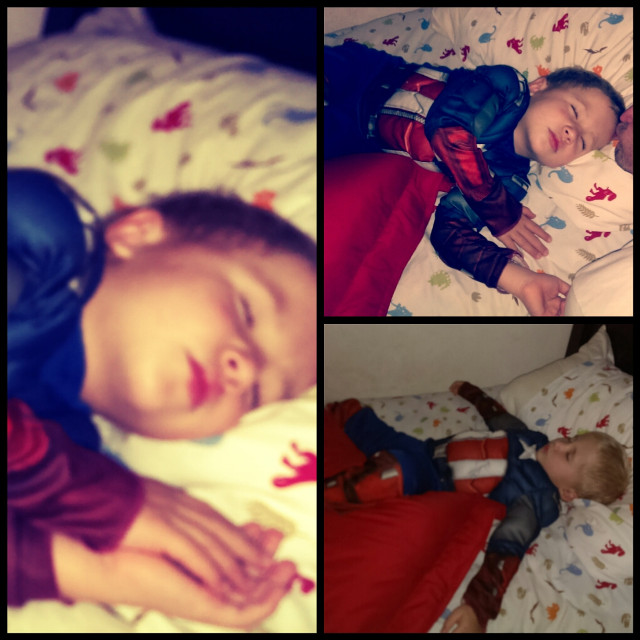 want to remember him tonight like this, adorable and beautiful. Ben is such a fun 3 year old.