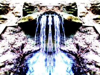 effect nature outside photography spring water