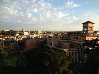 rom work italien aussicht love
