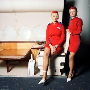 series on Hostess Girls by Frank Herfort