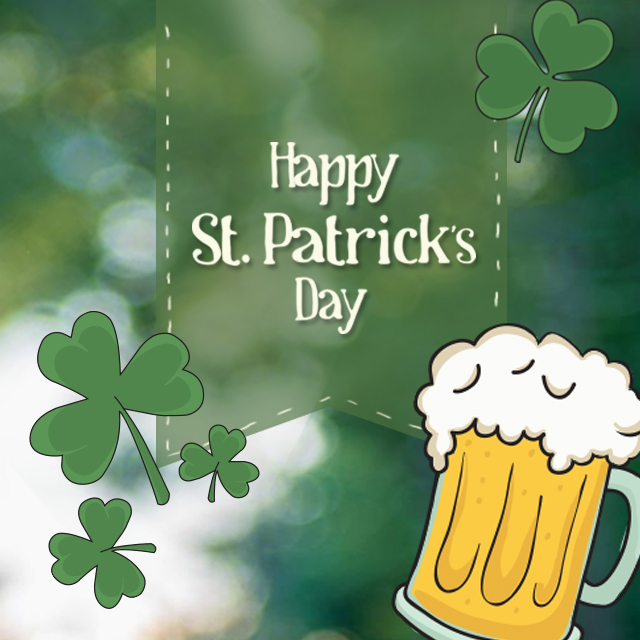 st patrocks day clipart package