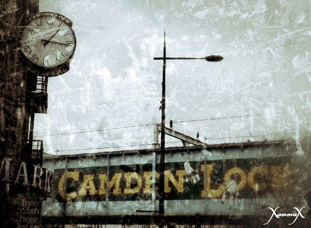 retro travel photography